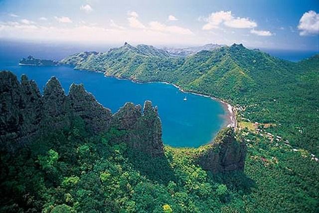 Таити - место загадок и чудес